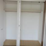 2階洋室①クローゼット