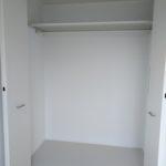 南側洋室クローゼット